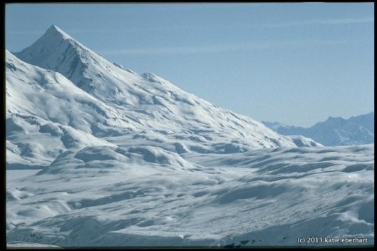 Near Thompson Pass. Alaska.