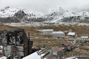 Independence Mine State Historical Park (Photo by Katie Eberhart)